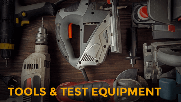 Tools and Test Equipment - Advanced Industries